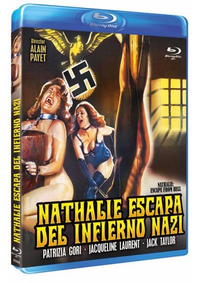 Nathalie: Escape from Hell (Blu-ray) (Bd-R) (Nathalie rescapée de l'enfer)