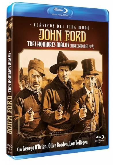 Tres hombres malos (Blu-ray) (Bd-R) (Three Bad Men)