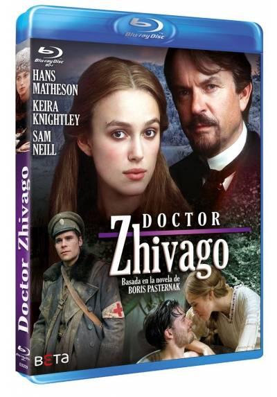 Doctor Zhivago (2002) (Blu-Ray) (Bd-R)