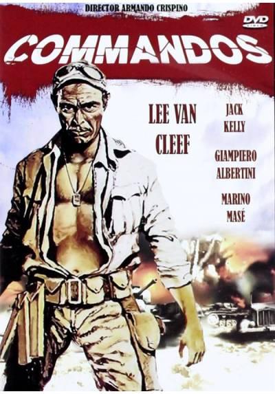 Commandos (Los chacales del desierto)