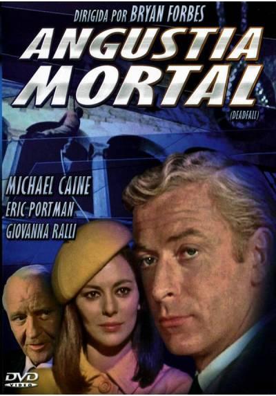copy of Angustia Mortal (Blu-Ray) (Dead Fall)
