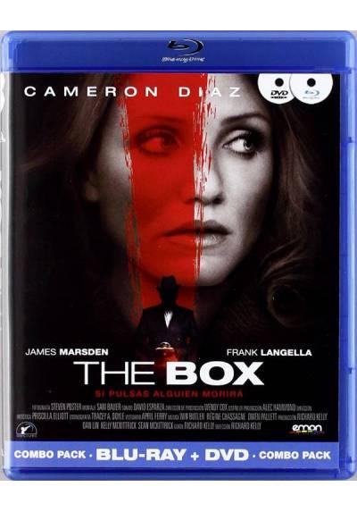 The Box (Blu-Ray + DVD)