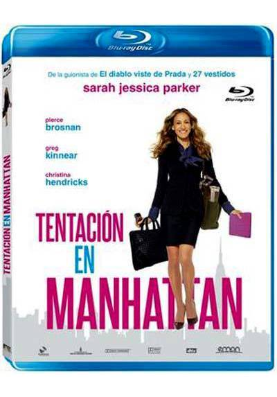 Tentacion En Manhattan (Blu-Ray) (I Don´t Know How She Does It)