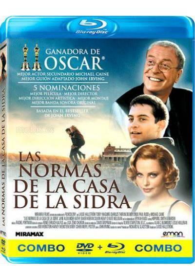copy of Las Normas De La Casa De La Sidra (Blu-Ray + Dvd) (The Cider House Rule)