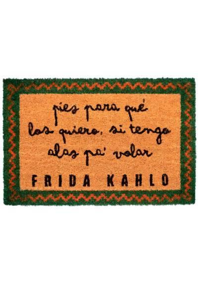 Felpudo Frida Kahlo (40 X 60 X 2)