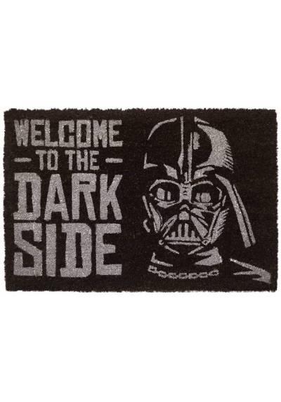 Felpudo Star Wars - Bienvenido Al Lado Oscuro 2 (40 X 60 X 2)