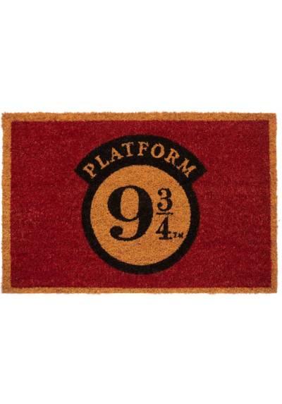 Felpudo Harry Potter - Plataforma 9 3/4 (40 X 60 X 2)