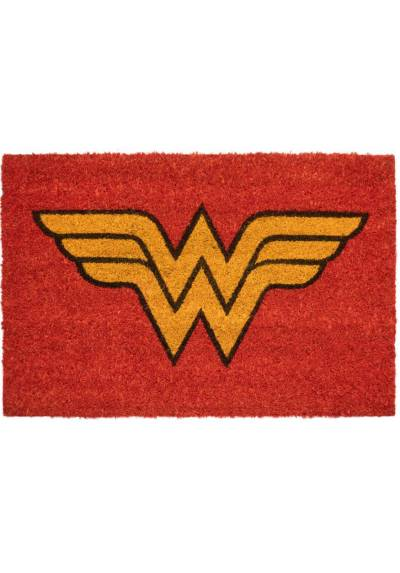 Felpudo DC Comic - Wonder Woman Logo (40 X 60 X 2)