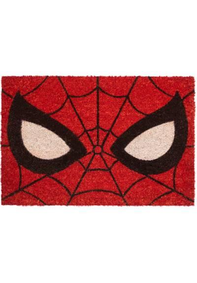 Felpudo Marvel - Spider Man Ojos (40 X 60 X 2)
