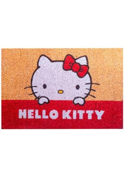 Felpudo Hello Kitty (40 X 60 X 2)