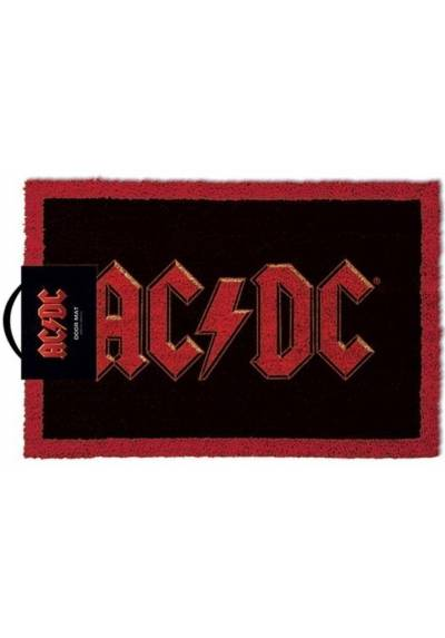 Felpudo AC/DC - Logo (40 X 60 X 2)