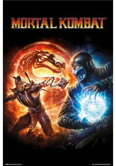 Poster Mortal Kombat 9 - Videojuego (POSTER 61 x 91,5)