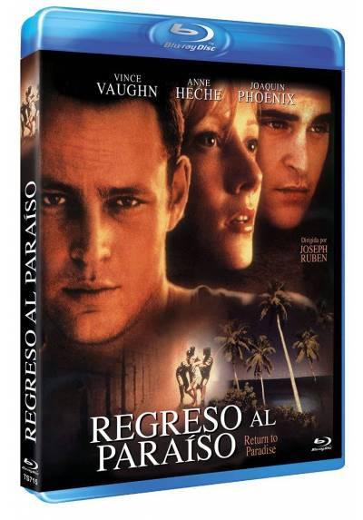 Regreso al paraiso (Blu-ray) (Return to Paradise)