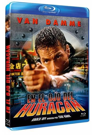 En el ojo del huracan (Blu-ray) (Knock Off)
