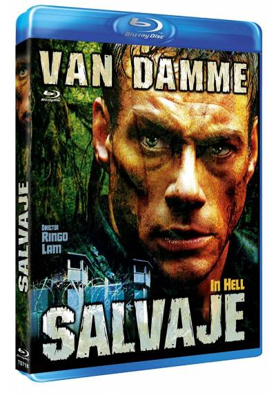 Salvaje (Blu-ray) (In Hell)