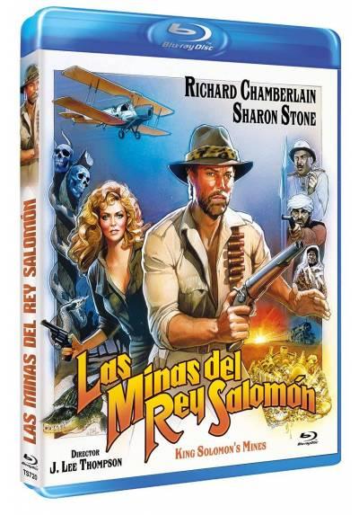 Las minas del rey Salomon (Blu-ray) (King Solomon's Mines)