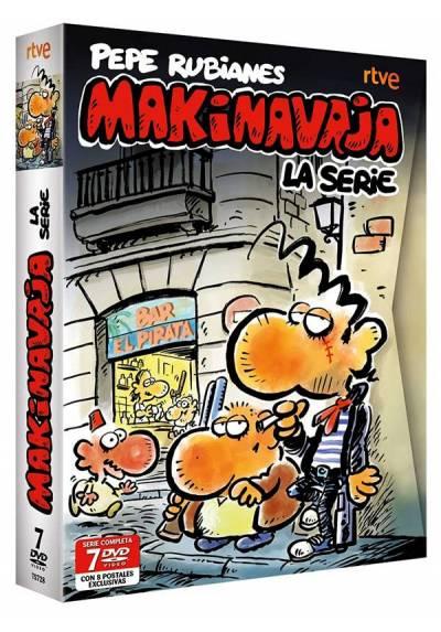copy of Makinavaja: La Serie
