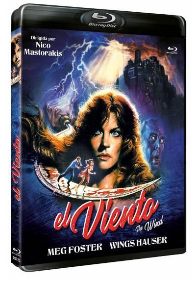 El viento (Blu-ray) (The Wind)