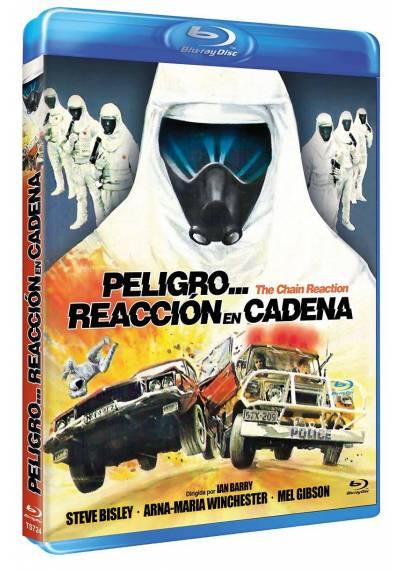 Peligro: reaccion en cadena (Blu-ray) (The Chain Reaction)
