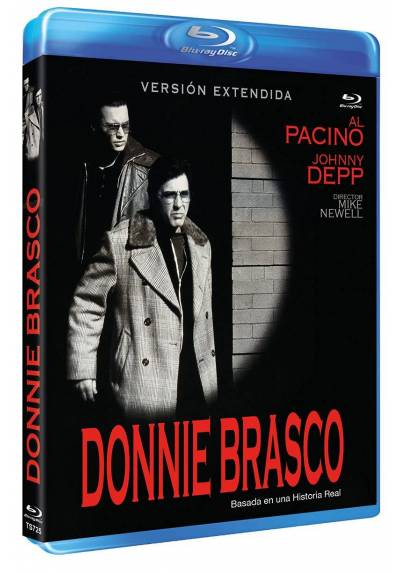 Donnie Brasco (Version Extendida) (Blu-ray)