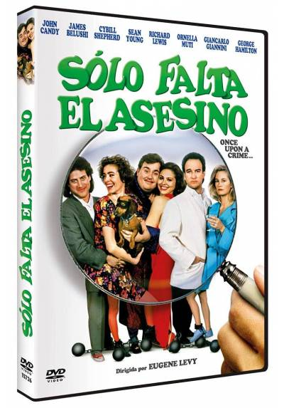 Solo falta el asesino (Once Upon a Crime...)