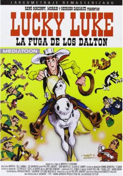Lucky Luke: La Fuga De Los Dalton (Les Dalton En Cavale)