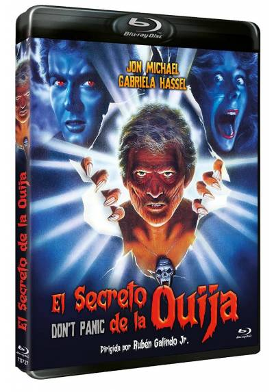 El Secreto de la Ouija (Blu-ray) (Don't Panic)