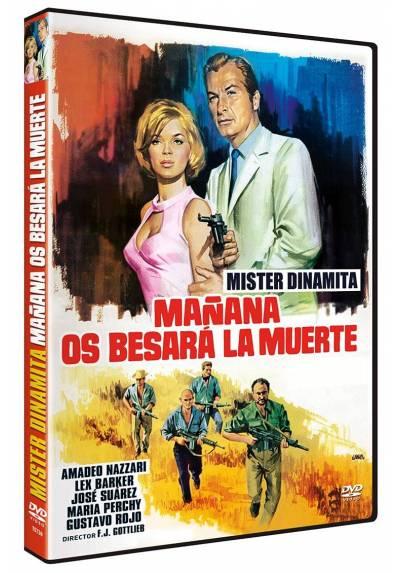 Mister Dinamita: Mañana os besara la muerte (Mister Dynamit: Morgen Küsst Euch der Tod)
