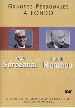 Grandes Personajes a Fondo: Pablo Sorozabal y Frederic Mompou