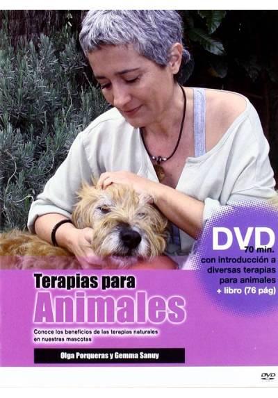Terapias para Animales + Libro 76 paginas