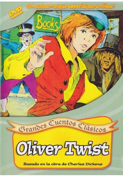 Oliver Twist - Grandes Cuentos Clasicos