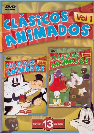 Clasicos Animados Vol. 1