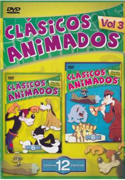 Clasicos Animados Vol.3