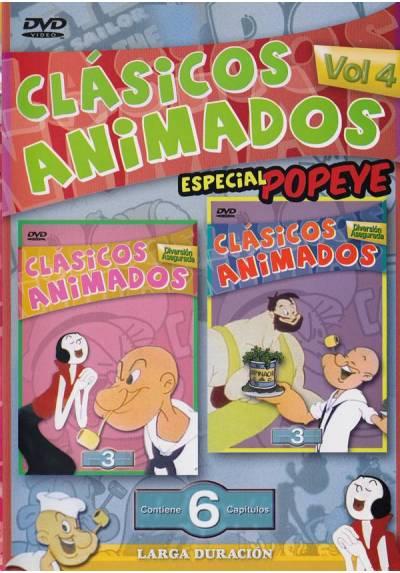 Clasicos Animados Vol.4 - Especial Popeye