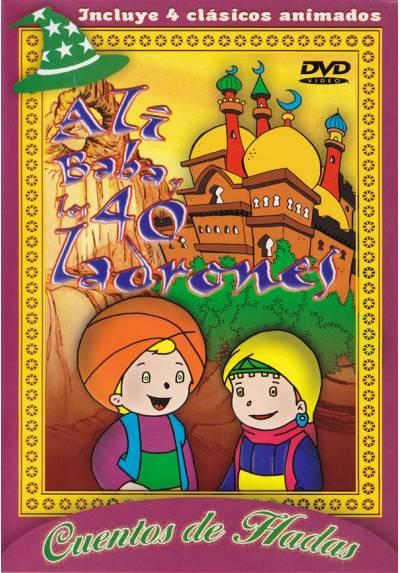 Ali Baba y los 40 Ladrones - Cuentos de Hadas
