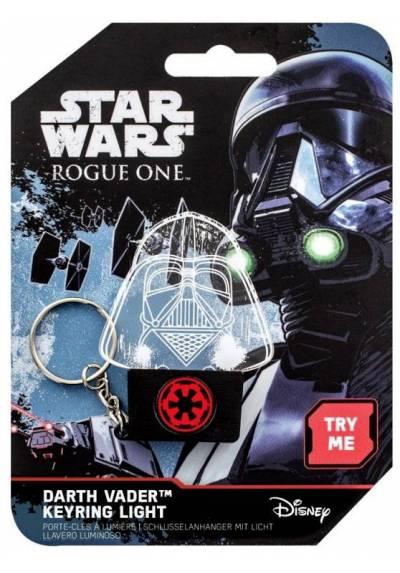 Llavero con Luz - Star Wars: Darth Vader