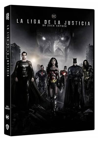 La Liga de la Justicia de Zack Snyder (Zack Snyder's Justice League)