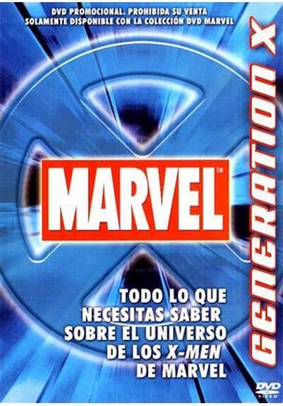 Generacion X Marvel (V.O.S)