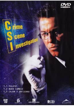 CSI Primera Temporada Episodios 1 al 3