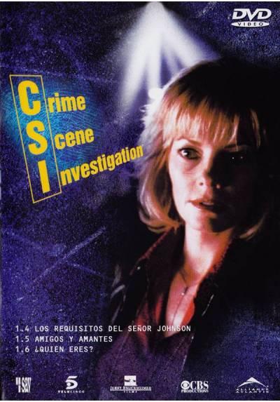CSI Primera Temporada Episodios 4 al 6