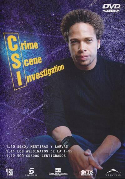 CSI Primera Temporada Episodios 10 al 12