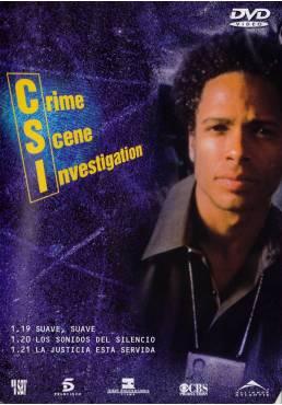 CSI Primera Temporada Episodios 19 al 21