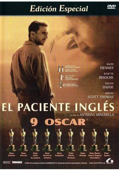 copy of El Paciente Inglés (The English Patient)