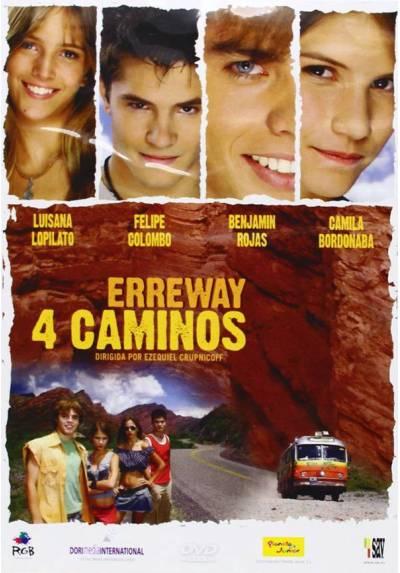 Erreway: 4 caminos (Rebelde Way: La pelicula)