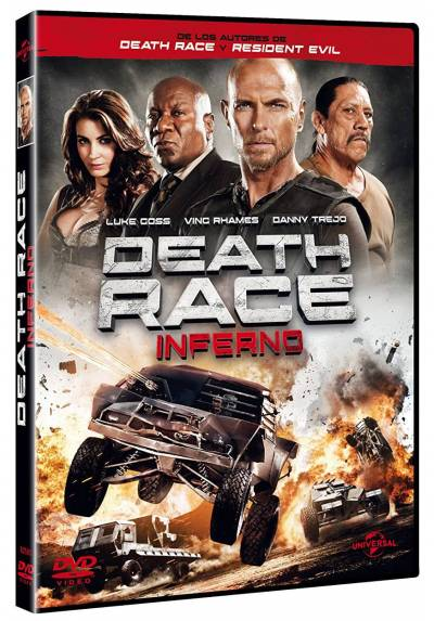 Death Race: Inferno (La carrera de la muerte: inferno) (Death Race 3)