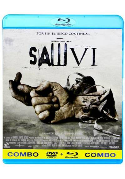 copy of Saw VII : El Capitulo Final (Blu-Ray 3D) (Saw VII: The Final Chapter)