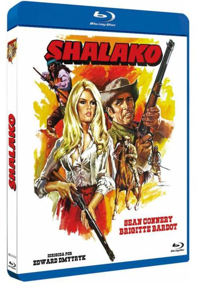 Shalako (Blu-ray)