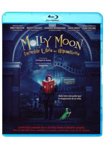 Molly Moon y el increíble libro del hipnotismo (Blu-ray) (Molly Moon and the Incredible Book of Hypnotism)