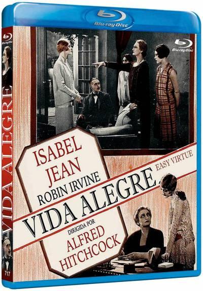 Vida alegre (Bd-R) (Blu-ray) (Easy Virtue)