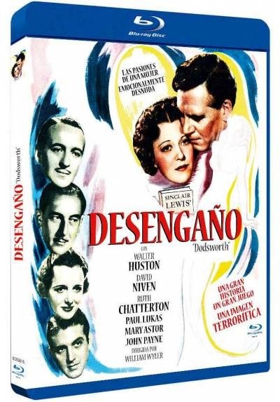 Desengaño (Blu-ray) (Dodsworth)